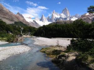 Trecking in El Chalten