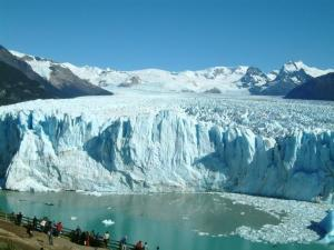 Der majestätische Perito Moreno Gletscher