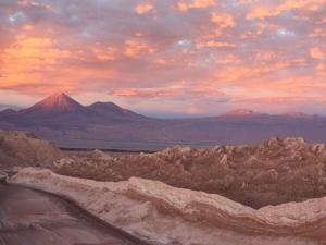 Atacama Wüste - Valle de la Luna