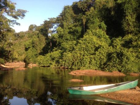 Region Awarradam in Suriname