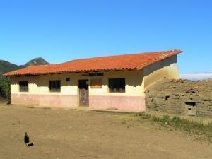 Die Hinrichtungsstätte von Che Guevara