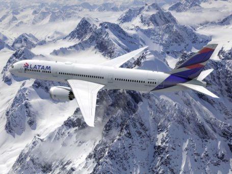 Dreamliner von LATAM