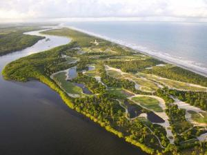 Golf in Brasilien: Comandatuba Ocean Course