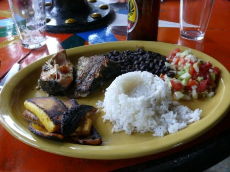 Gallo Pinto: traditionelles Gericht in Costa Rica
