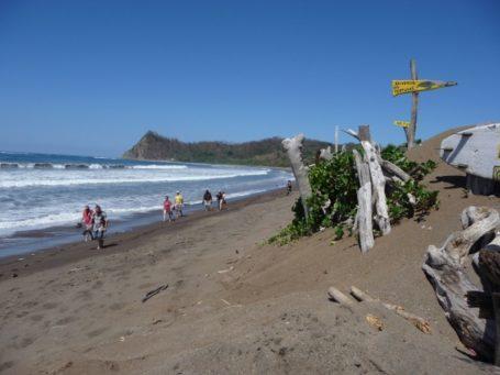Pazifikküste von Costa Rica