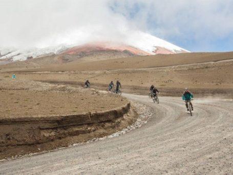Cotopaxi Downhill