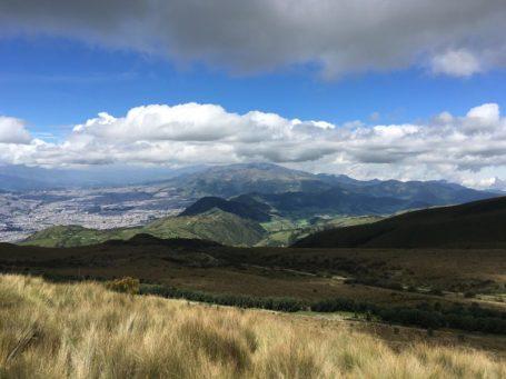 Im Hochland bei Quito