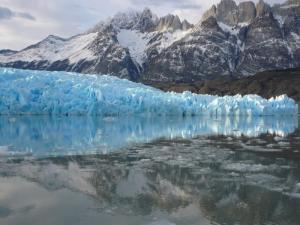 Der Grey Gletscher