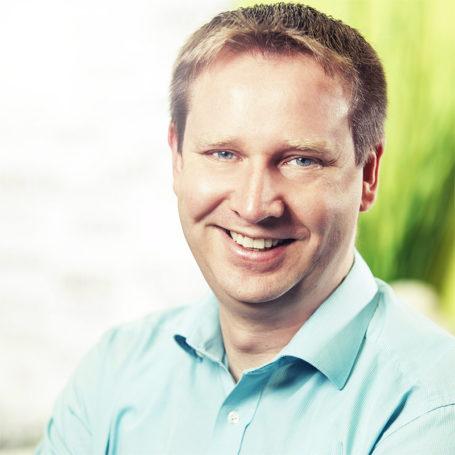 Geschäftsführer Thorsten Kleine