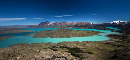 Der berühmte Lago Belgrano im Nationalpark Perito Moreno