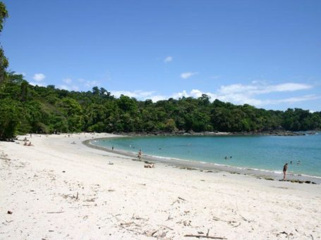Traumstrand im Nationalpark Manuel Antonio