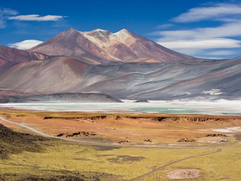 Miscanti-Lagune Chile