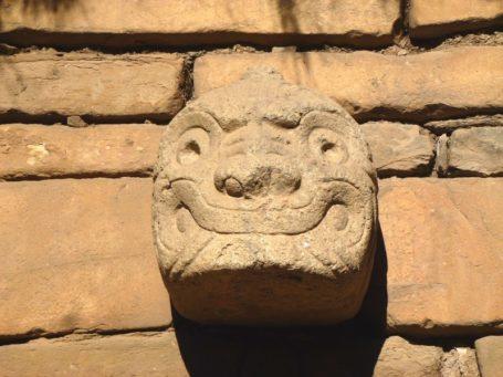 Tempelanlage Chavín de Huántar