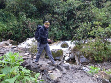 Auf dem Choquequireao Trek