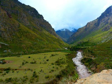 Inka Trail Tag 1