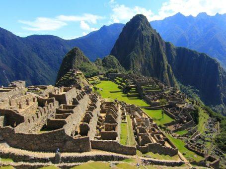 Machu Picchu - Angekommen!