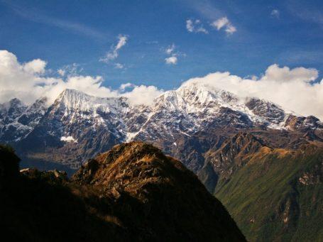 Trekking zur Inkastadt Choquequirao