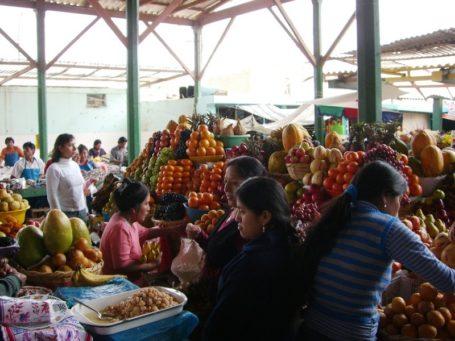 """""""Mercado Modelo"""" von Chiclayo"""