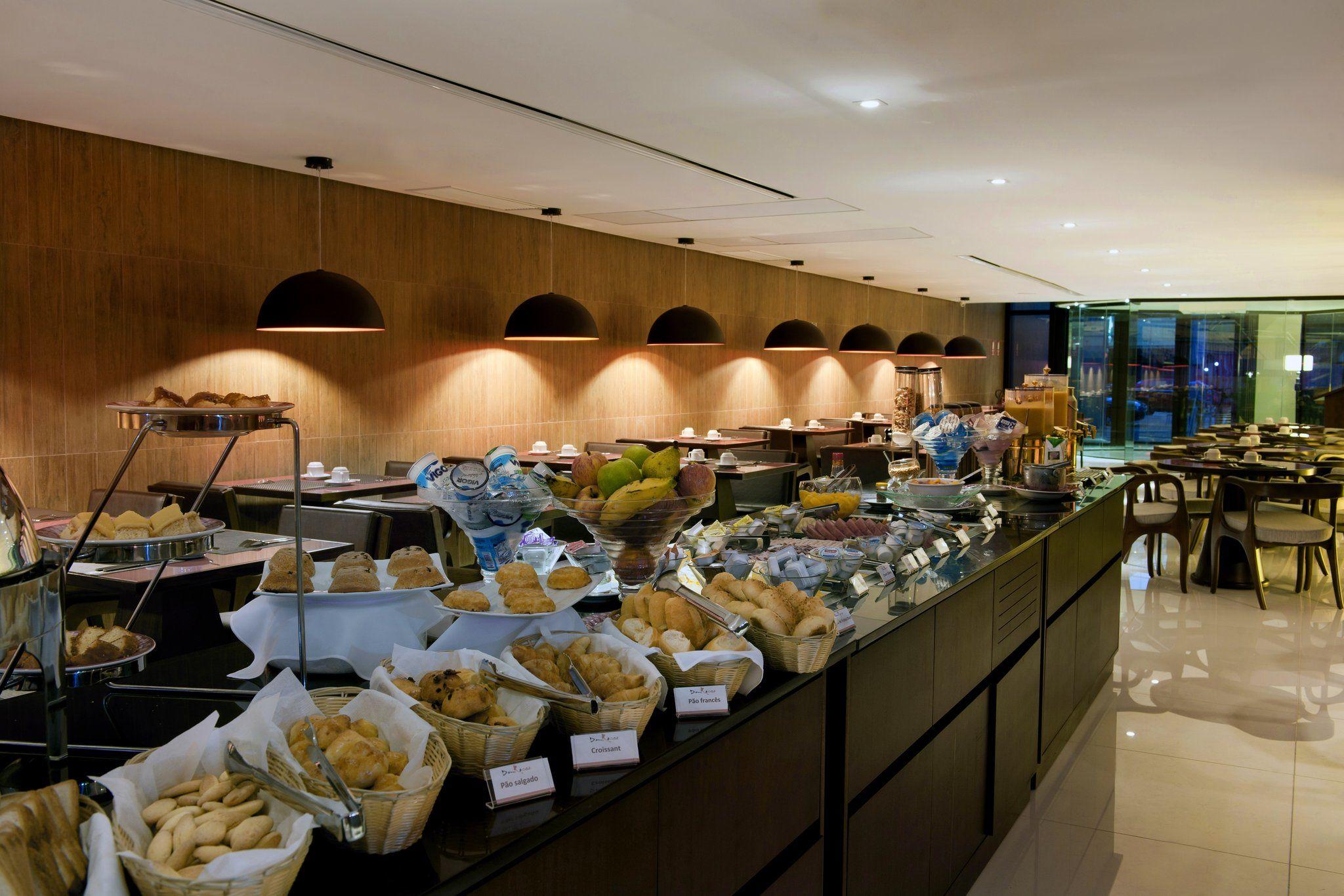 Radisson Hotel Maiorana Belem - Frühstücksbuffet