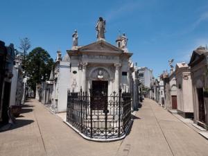Friedhof la Recoleta