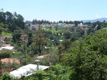 Hochland von Guatemala