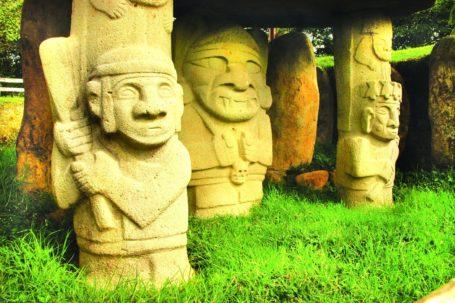 Archäologischer Park San Augustin, Foto: ProColombia
