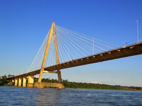 San Roque Gonzales Brücke