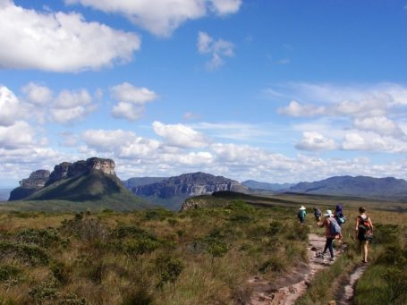 Chapada Diamantina - Trekking im Vale do Pati