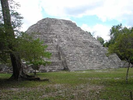 Guatemala mit Besuch in Yaxha